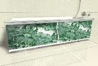 установка экрана в ванной в Владимире